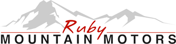 Ruby Mountain Motors Logo